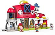 Style: Standard Packaging | Product Packaging: Standard Packaging Product DescriptionFisher-Price Little People Caring for Animals Farm Set From the ManufacturerFarmer Jed works very hard to care for all his animals on the little people caring for an...