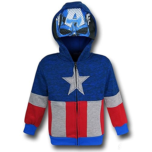 Marvel Captain America Character Hoodie product image