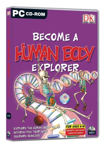 Human Body Explorer - Become A Human Body Explorer (PC) (UK IMPORT)