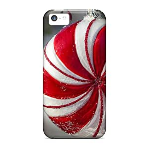 Faddish Phone Decoration Ornaments Cases For Iphone 5c / Perfect Cases Covers