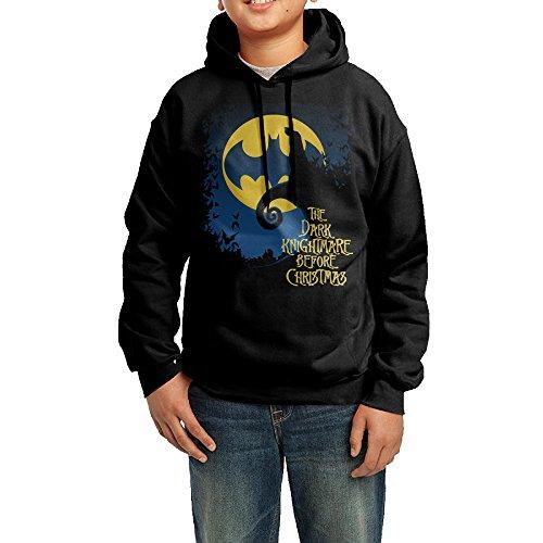 the-dark-knightmare-before-christmas-bat-unisex-youth-printed-hoodies