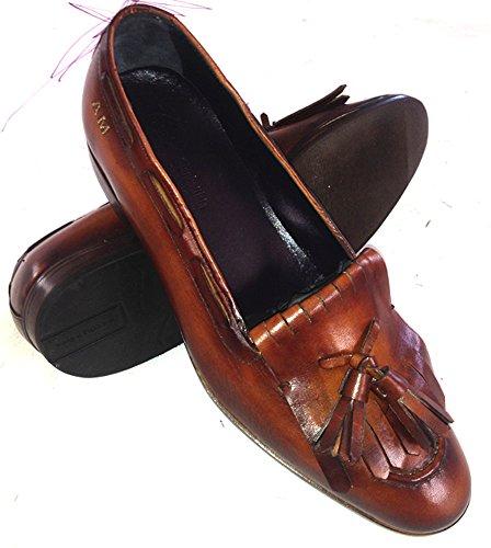 Classiche Mocassino Frangia E Con Scarpe Personalizzabili Slippers