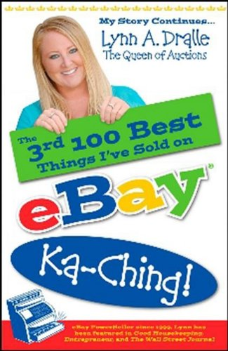 The 3rd 100 Best Things I've Sold on... eBay Ka-Ching! (Six audio CD's): My Story Continues (The 100 Best Things I've Sold on eBay)