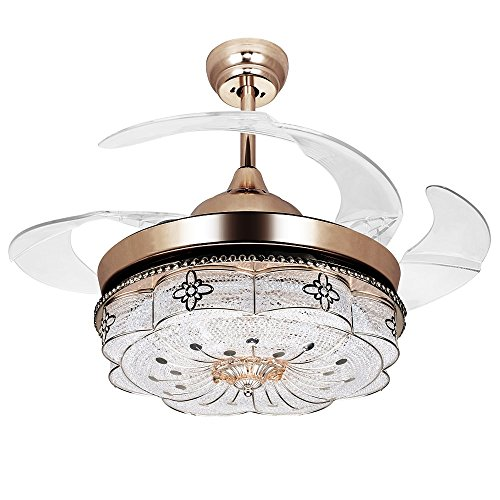 Invisible Led Ceiling Fan Americanwarmoms Org