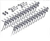 "GENUINE OEM JRCO PARTS - 1160P 60"" TINE RAKE TUNE"