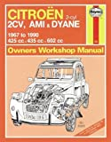 Citroen 2CV Owner's Workshop Manual