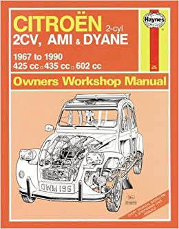 Citroen 2CV Owners Workshop Manual: Amazon.es: Haynes Publishing: Libros en idiomas extranjeros