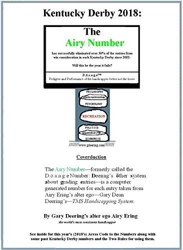 Kentucky Derby 2018: The Airy Number: D.ö.s.a.g.e™: