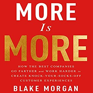 More Is More Audiobook