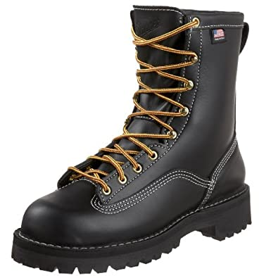 Amazon.com: Danner Men's Super Rain Forest Uninsulated Work Boot ...
