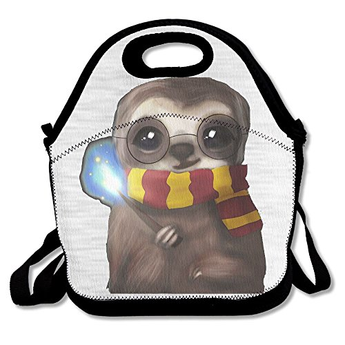 Kkajjhd Doctor Sloth Tote Bags And Velcro Tote Bags, Travel And Picnic For Adults, Boys And Girls (cats)