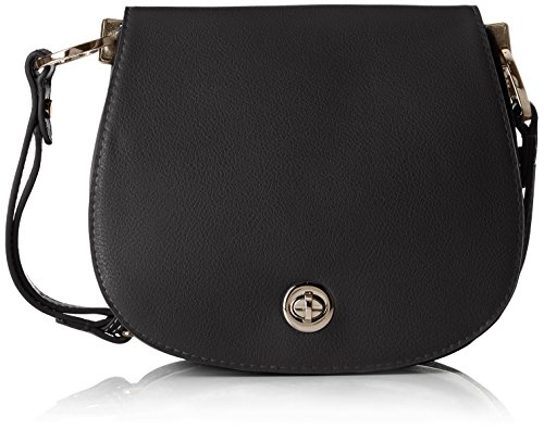 David Jones 5679th-2 - Black Women Shoulder Bags (black)