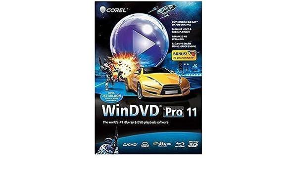 corel windvd pro 11 key