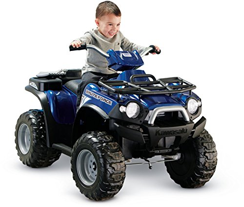 Power Wheels Kawasaki Brute ()