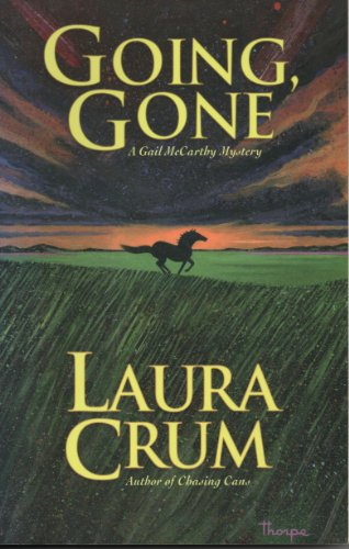 Going, Gone (Gail McCarthy Mystery Book 11)