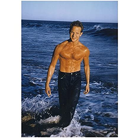 Stan Kirsch >> Highlander The Series 8 X 10 Photo Stan Kirsch No Shirt