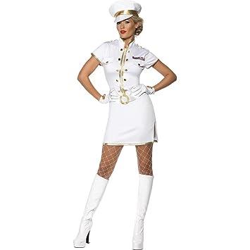 la moitié 157ab 011d8 Costume de matelote sexy déguisement femme marine S 38/40 ...