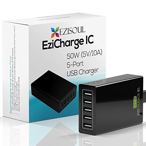 Ezisoul EziCharge Universal Travel Charger product image