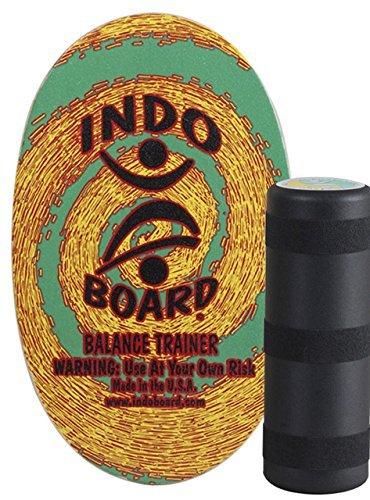 Indo Board Balance Board Original mit Roller