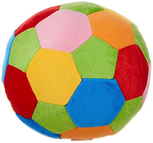 Webby Multicolour Soft Ball Toy, 20cm