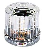 Custer LED Magnetic Battery Operated Strobe Light - Multi...