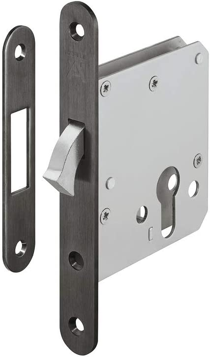 gedotec Pasea – Cerrojo para puerta para puerta cerradura montaje ...