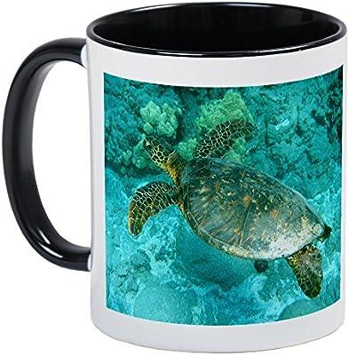 e47da8d817c CafePress - Sea Turtle Mug - Unique Coffee Mug, Coffee Cup