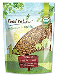 Organic Spicy Mix of Sprouting Seeds, 12...