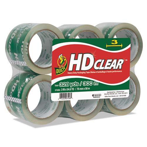 - Heavy-Duty Carton Packaging Tape, 3