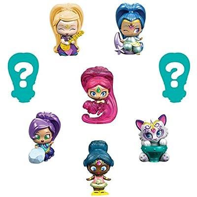Fisher-Price Nickelodeon Shimmer & Shine, Teenie Genies, Genie (8 Pack), #1: Toys & Games