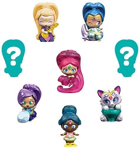 Fisher-Price Nickelodeon Shimmer & Shine, Teenie Genies, Genie (8 Pack), #1 (Pack Shine)