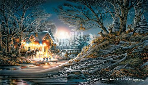 Toasting Marshmallows by Terry Redlin Limited Edition Print of 14500 Signed & Numbered