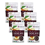 Essential Living Foods 6 Piece Organic Cacao Nibs, 6 Ounce -  Keen-Wah(Grocery)