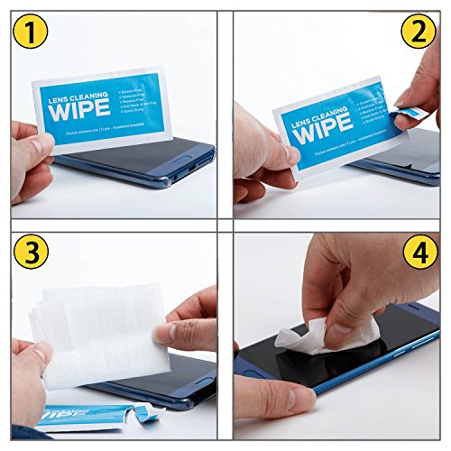 Monitor Wipes Pre Moistened Electronic Wipes Surface
