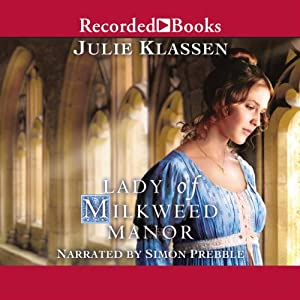 Lady of Milkweed Manor Audiobook