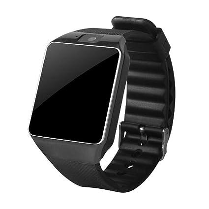 Amazon.com : ARTEMISES Bluetooth Smart Watch DZ09 Relojes Smartwatch Relogios TF SIM Camera for iOS iPhone Samsung Huawei Xiaomi Android Phone : Sports & ...