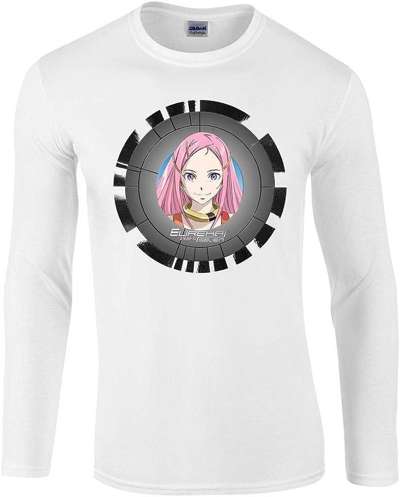 Eureka Seven Anime Unisex Long Sleeve Shirt