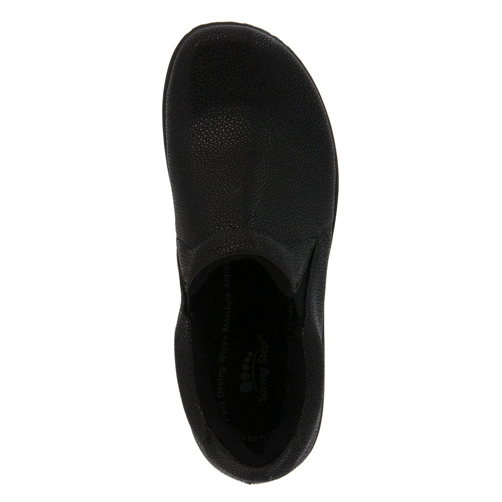 Rubber Loafers Spring Step Pro Womens Belo Antibacterial Textile