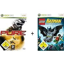Third Party - Pure + Lego Batman Occasion [Xbox 360] - 0885370001884