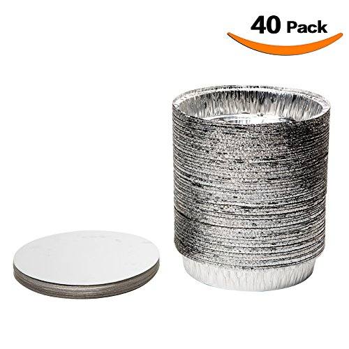 aluminum casserole pan with lid - 4
