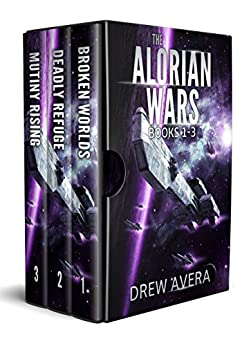 THE ALORIAN WARS: VOLUME ONE: BOOKS 1-3 by [Avera, Drew]