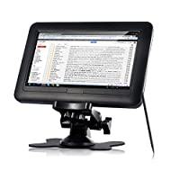 7 Inch LED Touchscreen USB Powered Portable Monitor- 800x480 Resolution