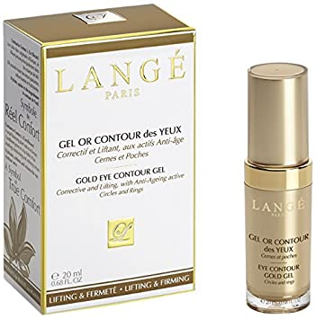 Lange Paris Eye Contour Gel Corrective and Lifting, with Anti-Aging active Circles and RIngs BABYFACE Blueberry Polishing Scrub ~ Anti-Oxidant Exfoliating Scrub, Dull Skin, Brightening, Pore Reduction, Glowing Glamorous Skin! Bring New Life to Dull Skin!