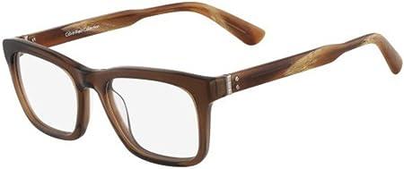 Calvin Klein Brillengestelle Ck7973 233-51-19-140 Monturas de gafas, Marrón (Braun), 51.0 para Hombre
