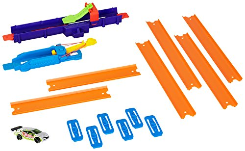 Hot Wheels Track Builder Track Essentials Launch Pack