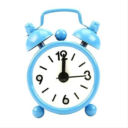 WFQ Reloj Pulsera Inteligente Clásico Mini Reloj Despertador ...