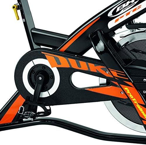 BH Hipower Bicicleta Indoor Duke (Reacondicionado): Amazon.es ...