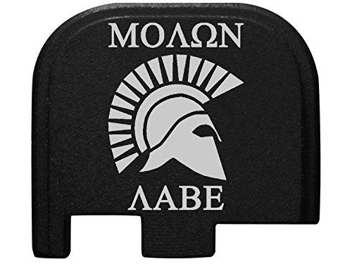 glock slide cover molon labe - 6