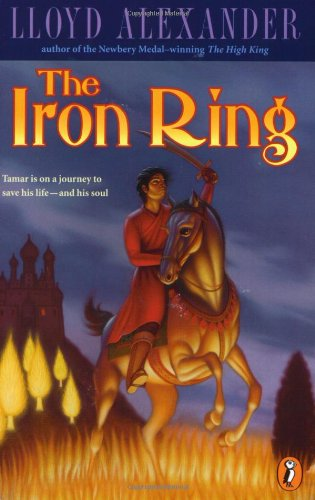 book cover of The Iron Ring