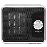 1200 W Portable Electric PTC Tilt Protection Space Heater Only by eight24hours
